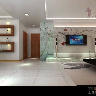 现代客厅1