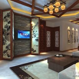 中式客厅3