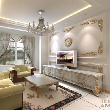 欧式客厅2