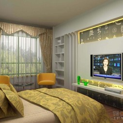 建设新村卧室