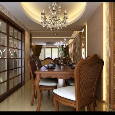 欧式现代客厅418560