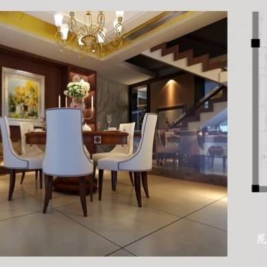 简约风格餐厅430179
