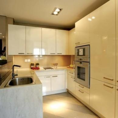 欧式现代厨房456600