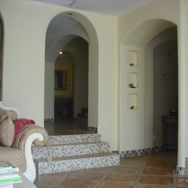 地中海风格客厅504789