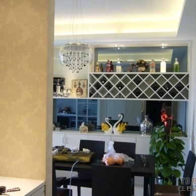 现代风格餐厅509795