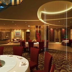 王子酒店餐厅大厅02