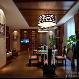 甘洛酒店茶房包间