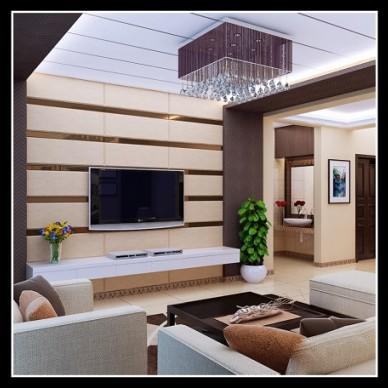 复式楼客厅-2