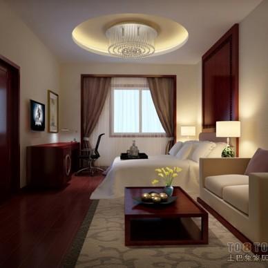 中式古典卧室563419