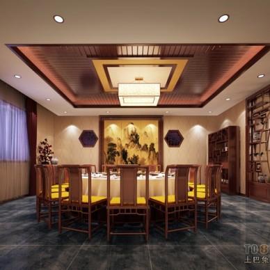 中式古典餐厅563418