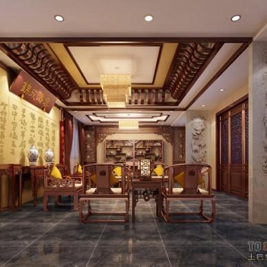 中式古典客厅563417