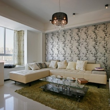 现代风格客厅566506