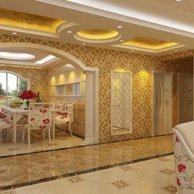 太阳城客厅装修效果图大全2012图片