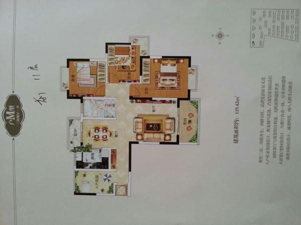 120平米房子过道狭长,怎么设计好看?