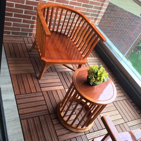 阳台地面是什么材质