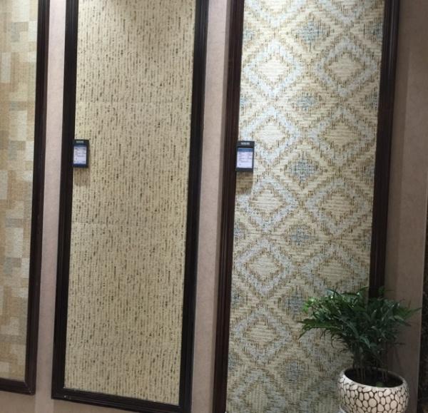 想装美式,客厅铺地毯砖效果如何