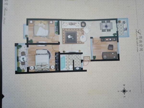 三室两厅98平,如何装修?