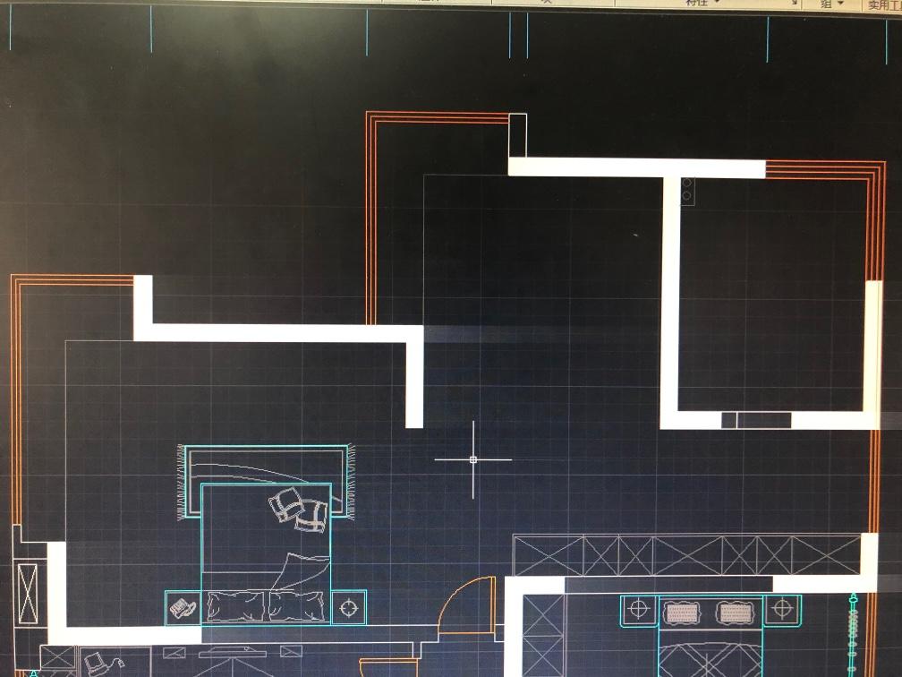 这个卧室和开放式厨房怎么设计才合理,有创意不浪费空间?