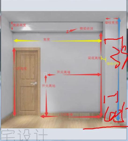 一般墙柱宽度和深度是多少
