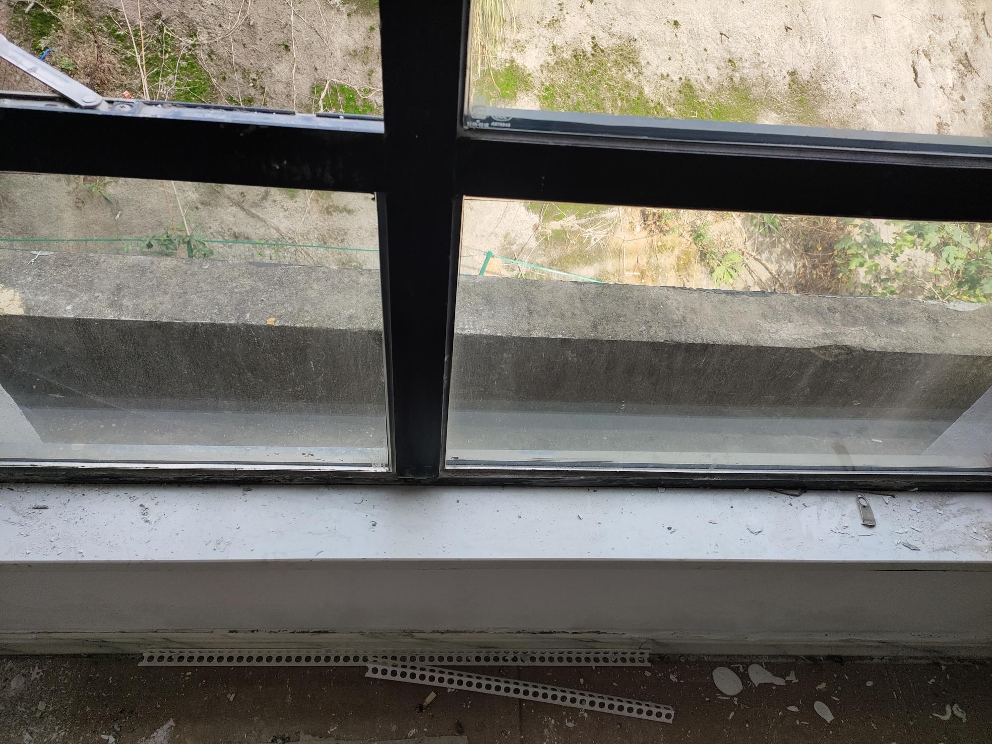 花池改造,窗户改推拉门可以吗