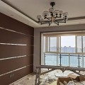 客厅怎么样配窗帘?