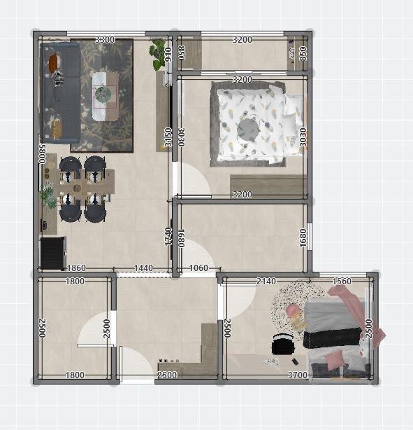 这样的房屋,怎样设计
