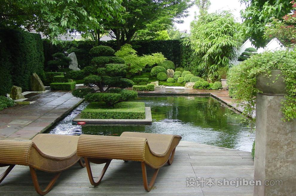 别墅园林设计风水