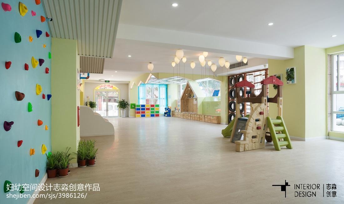 幼兒園室內設計