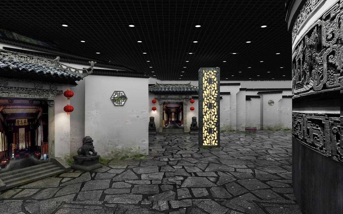 民俗博物馆设计
