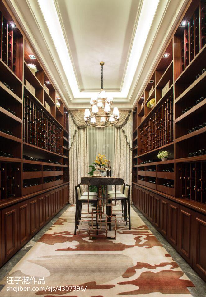别墅酒窖设计
