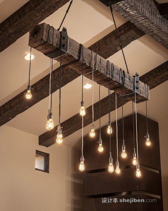 客厅灯具选择