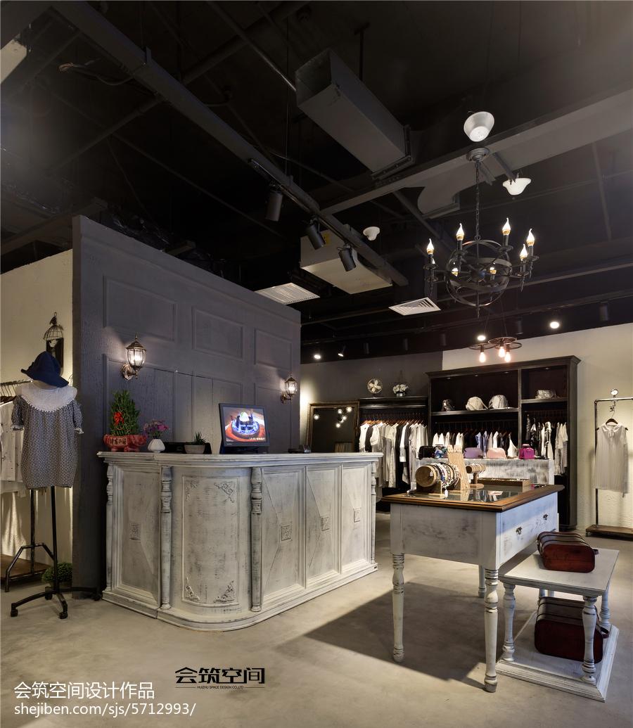 商场展柜设计