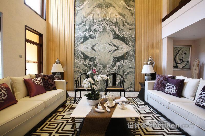 中式客厅装修