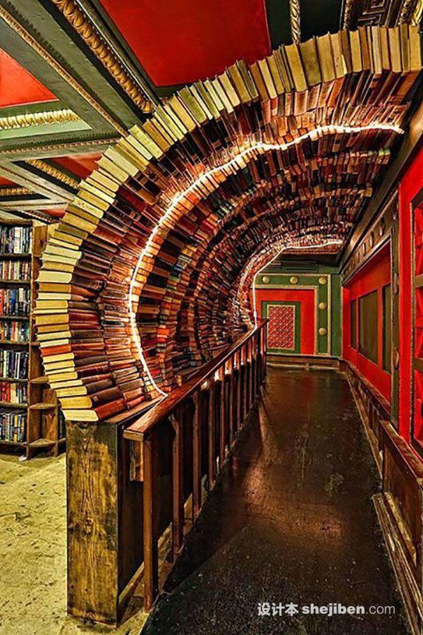 书店书架挑选