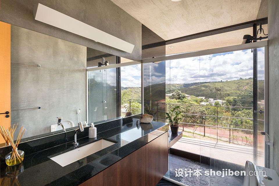 loft卫生间设计