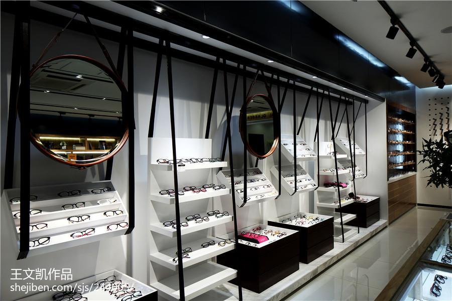 眼镜店设计风水