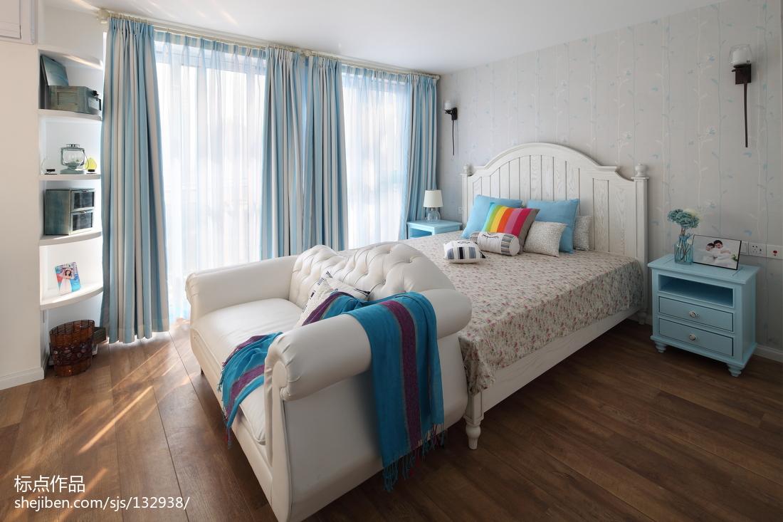 地中海卧室设计
