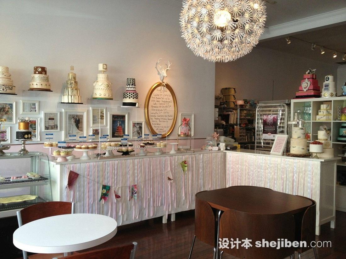 蛋糕店装修选择