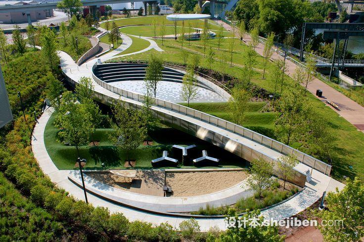 公园绿化设计