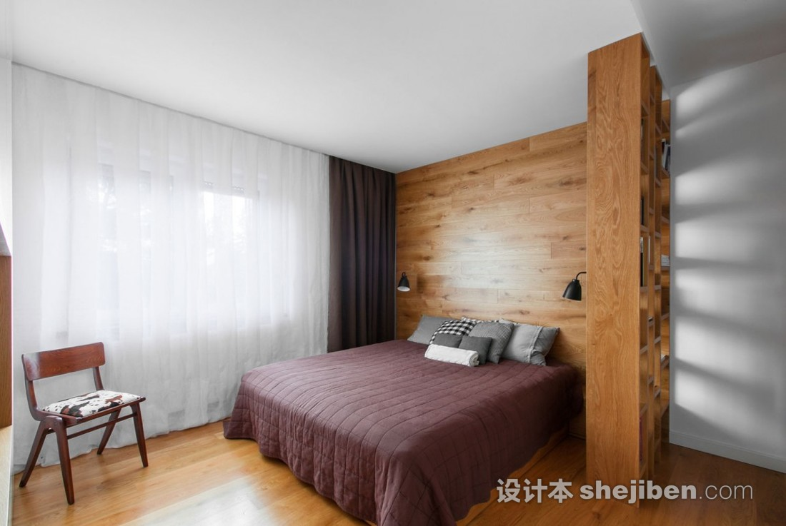 简约风格卧室设计