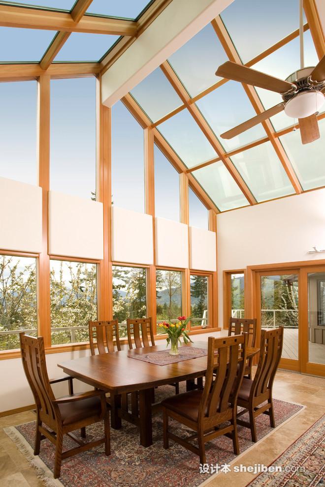 阳光房装修设计