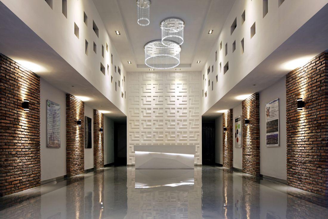办公大厅设计