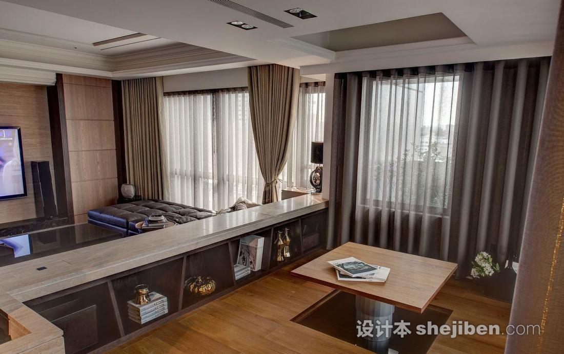 家庭休闲区设计