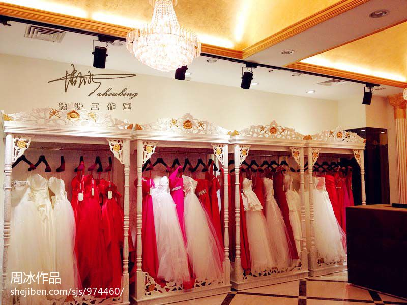 婚纱店设计