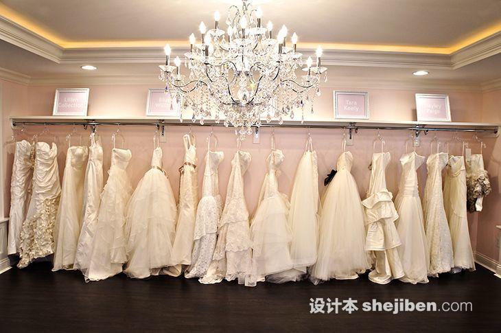 婚纱店装修细节