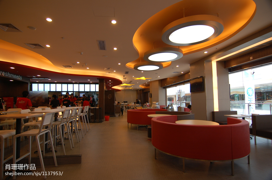 快餐店设计