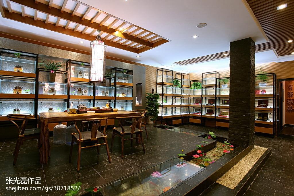 茶叶店设计
