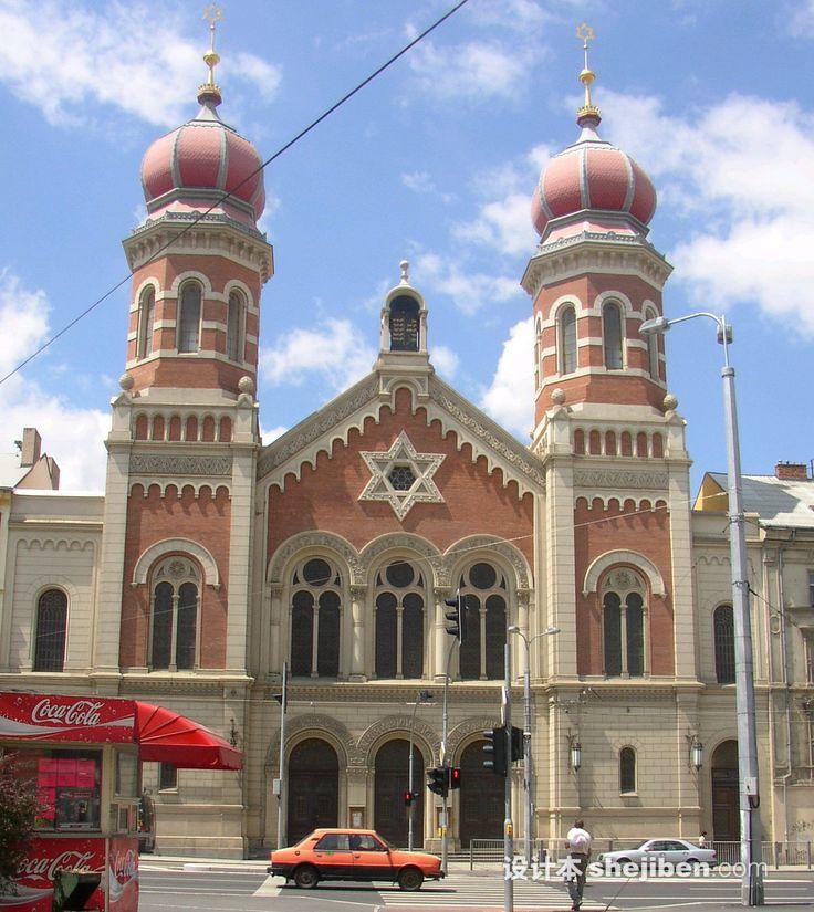 教堂建筑设计