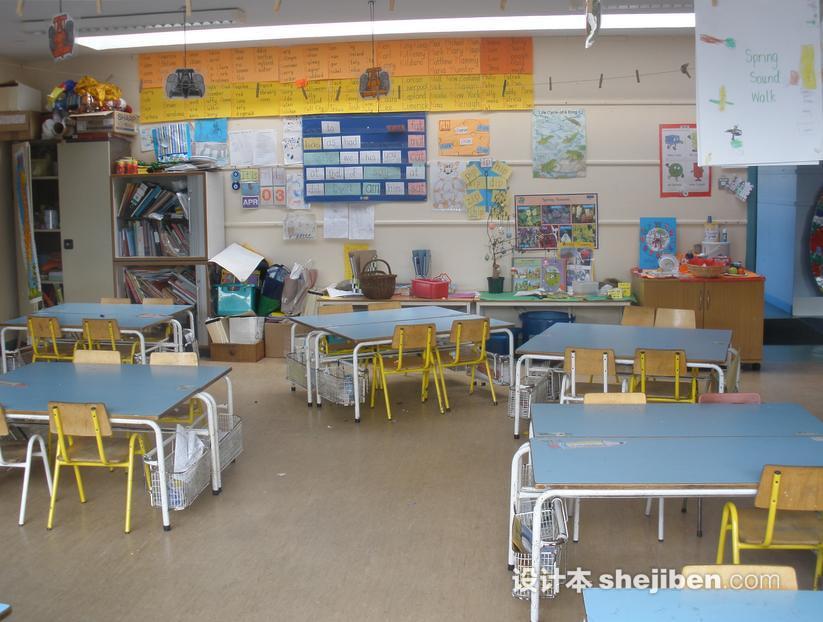 幼儿园教室设计