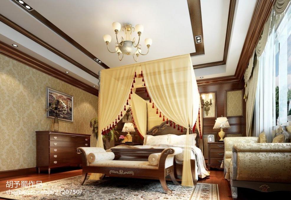 臥室軟裝飾設計